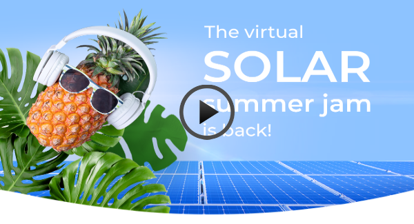 The Virtual Solar Summer Jam - Play Recording